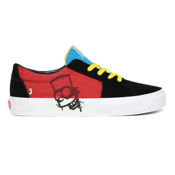 Vans x The Simpsons Old Skool Sneakers